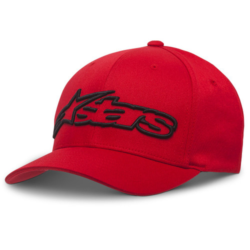 Alpinestars Hat - Blaze - Red/Black