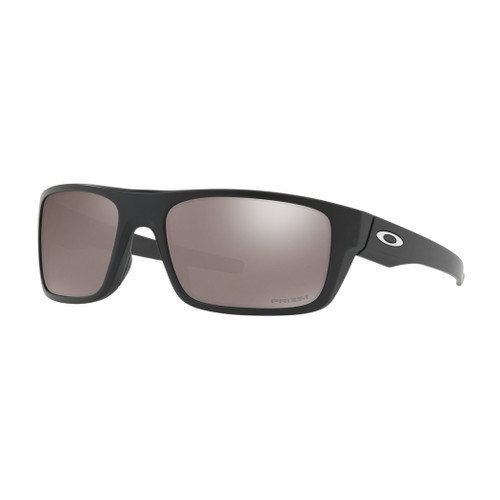 Oakley Sunglasses - Drop Point Polarized - Matte Black/Prizm Black