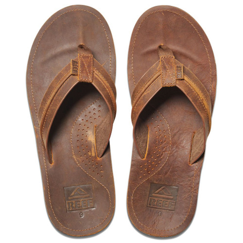 Reef Flip Flop - Voyage Lux - Bronze Brown