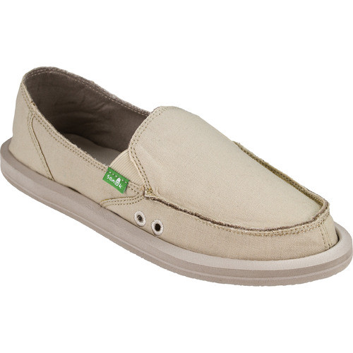 7dc5c2c675e Sanuk Women s Shoes - Donna Daily - Natural - Surf and Dirt