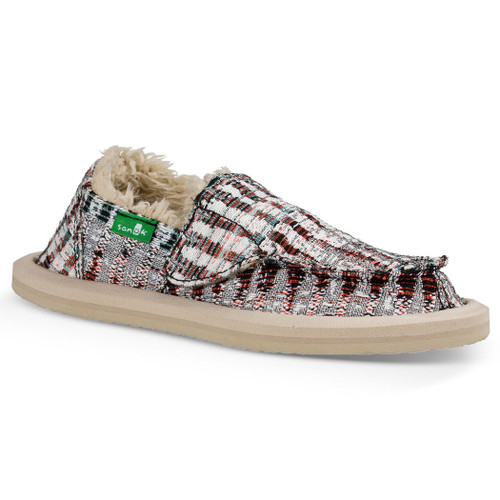 Sanuk Kid's Shoes - Lil Donna Ice Chill - White Multi