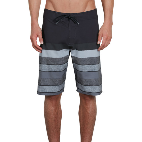 Volcom Boardshorts - Lido Liney Mod 21 - Black