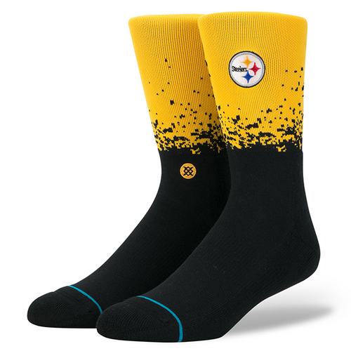 Stance - Steelers Fade - Yellow