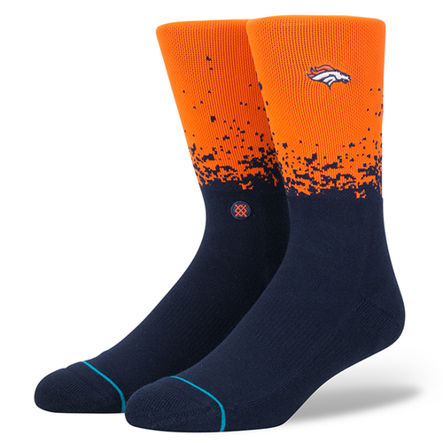 Stance - Broncos Fade - Navy