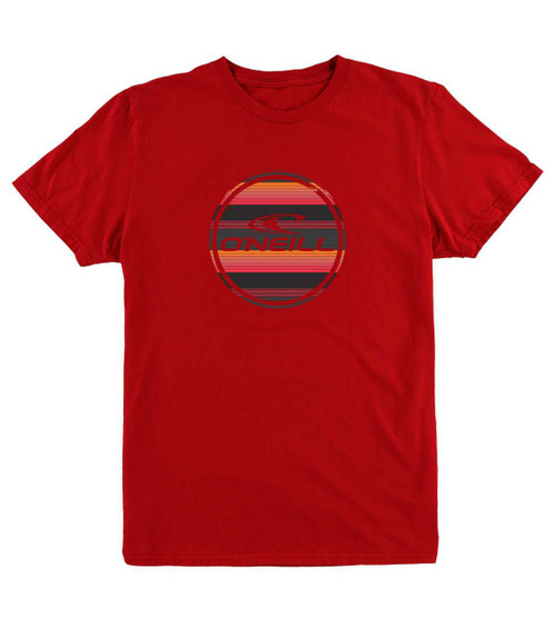 O'Neill Tee Shirt - Boarder - Red