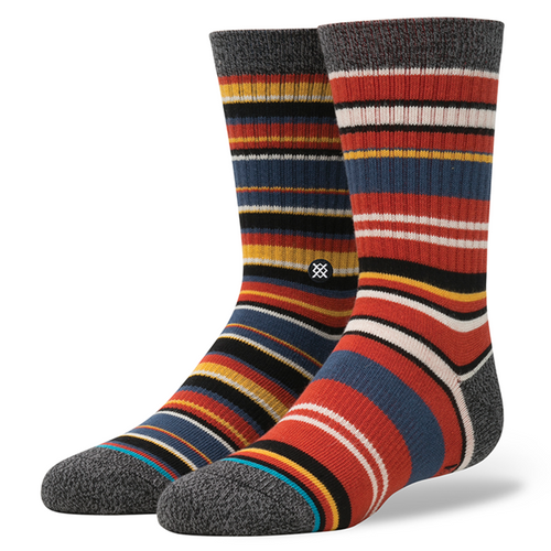 Stance Boy's - Chateau - Red