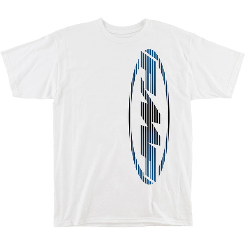 FMF Tee Shirt - Swift - White
