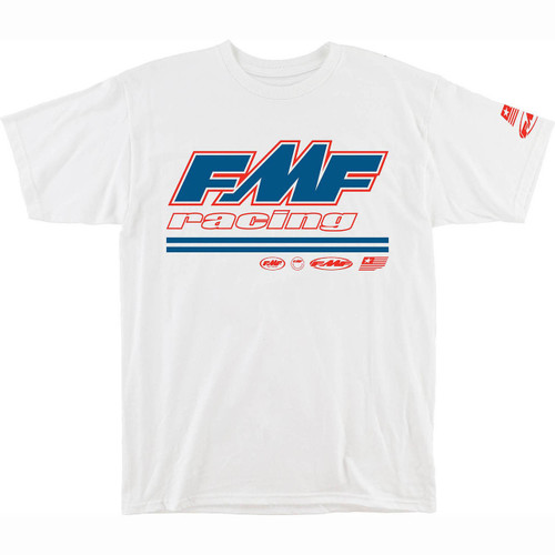 FMF Tee Shirt - Jiffy - White