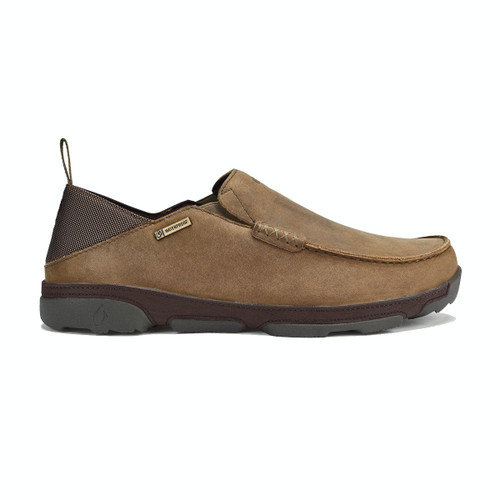 Olukai Shoes - Na'I WP - Ray/Dark Wood