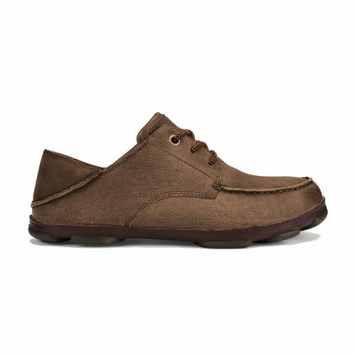 Olukai Shoes - Hamakua Poko - Ray/Dark Wood