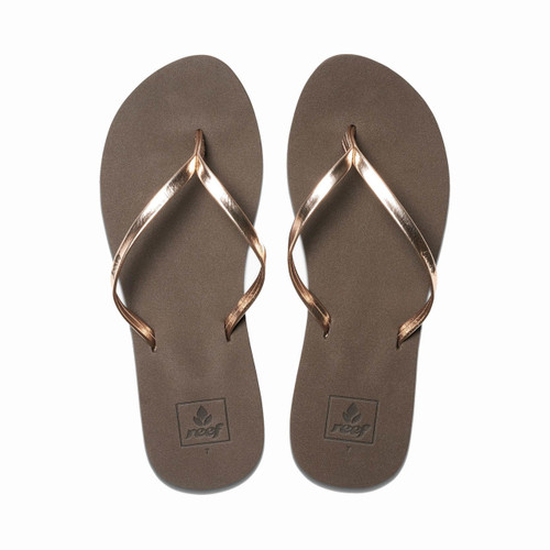Reef Women's Flip Flops - Bliss Nights - Rose Gold