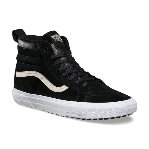 Vans Shoes - Sk8-Hi MTE - Black/Nig