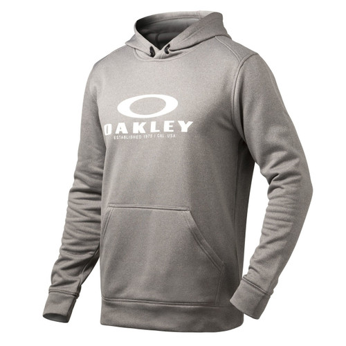 Oakley Hoody - 360 Pullover - Athletic Heather Grey