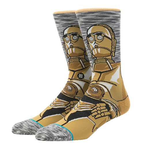 Stance - Android - Grey