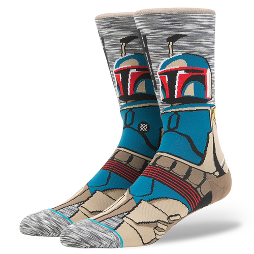 Stance - Bounty Hunter - Grey