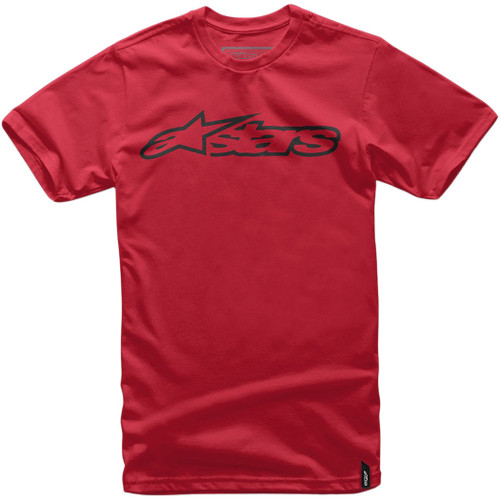 Alpinestars Tee Shirt - Blaze - Red/Black