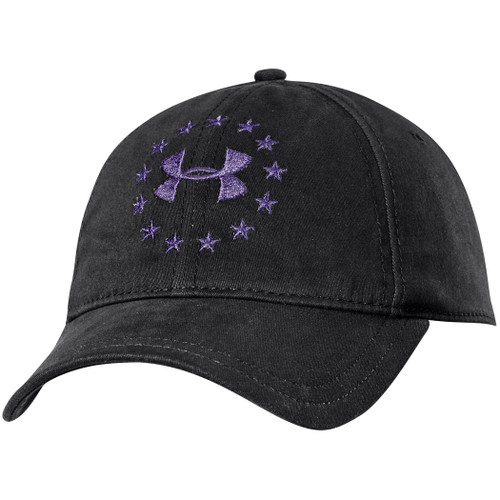 Under Armour Hat - Freedom - Black