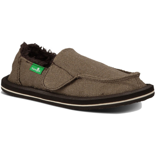 Sanuk Kid's Shoes - Vagabond Chill Toddler's - Brown