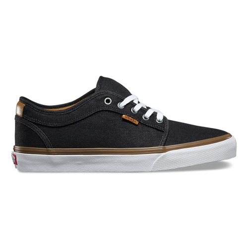 Vans Shoes - Chukka Low Denim - Black/White
