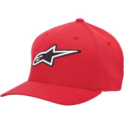 Alpinestars Hat - Corporate - Red