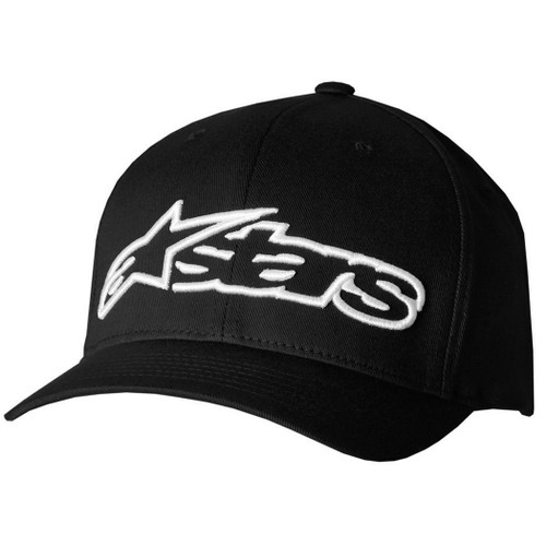 Alpinestars Hat - Blaze - Black/White