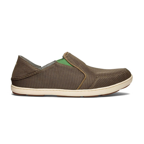 Olukai Shoes - Nohea Mesh - Mustang/Lime Peel
