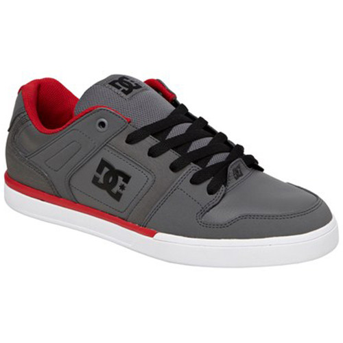 DC Shoes - Static - Grey/Red