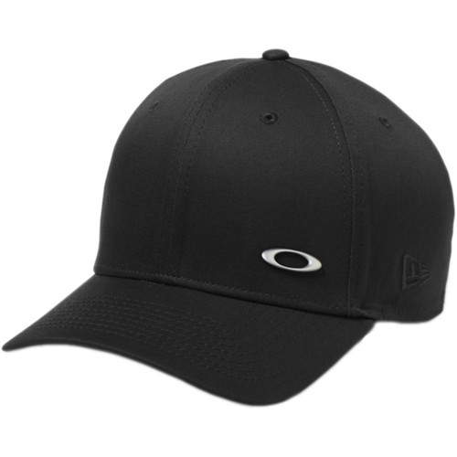 Oakley Hat - Tinfoil - Black