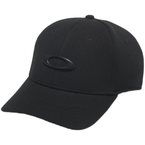 Oakley Hat - Tincan - Black/Carbon Fiber