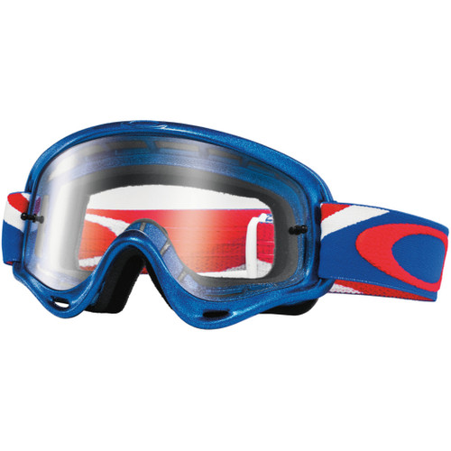 Oakley MX Goggles - O Frame XS - Heritage Red/White/Blue