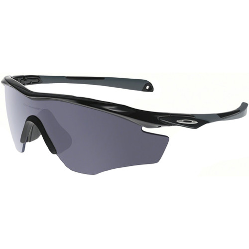 Oakley Sunglasses - M2 XL - Black/Grey