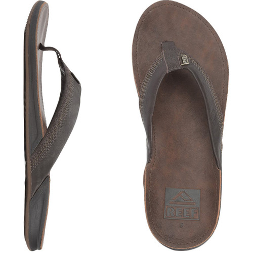 Reef Flip Flop - J-Bay 2 - Dark Brown