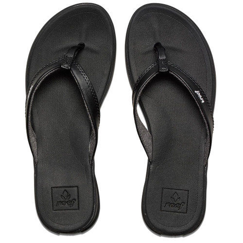 Reef Women's Flip Flop - Rover Catch - Black