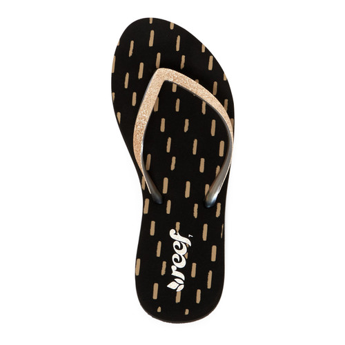 Reef Women's Flip Flop - Stargazer Prints - Gold