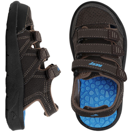 Reef Kids Sandal - Grom Sanofree - Brown