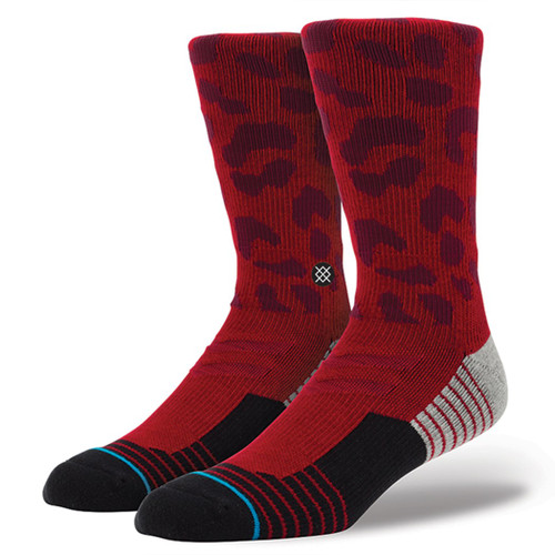 Stance Socks - Cheets Crew - Red