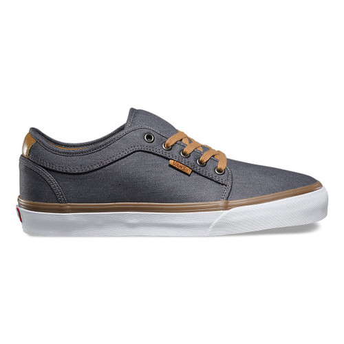 Vans Shoes - Chukka Low Denim - Pewter/White