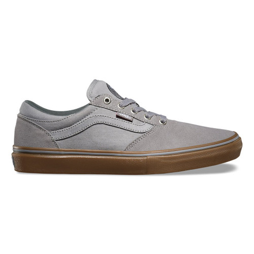 Vans Shoes - Gilbert Crockett Pro - Chambray Grey/Gum