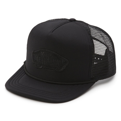 Vans Hat - Classic Patch Trucker - Black