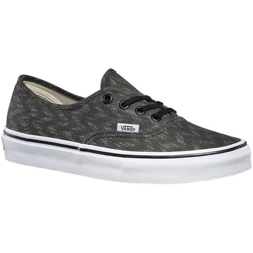 Vans Women's Shoes - Authentic - Denim Chevron