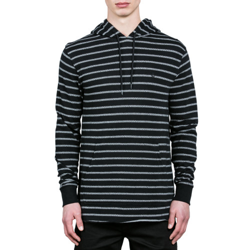 Volcom Shirt - Breakers LS Hoody - Black