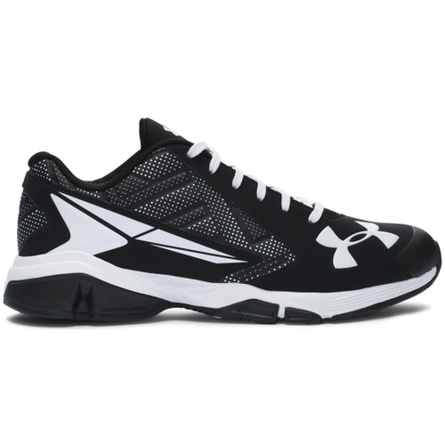 Under Armour Shoes - Yard Low Base Trainer - Black