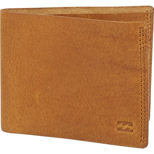 Billabong Wallet - All Day Leather - Tan