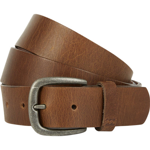 Billabong Belt - All Day Leather - Brown