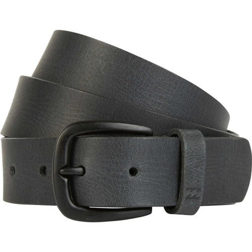 Billabong Belt - All Day Leather - Black