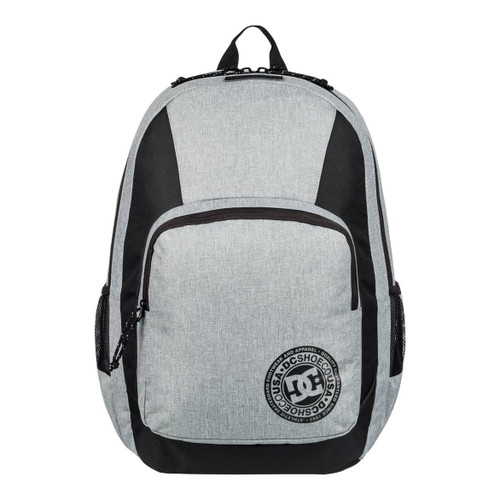 DC Backpack - The Locker - Grey Heather