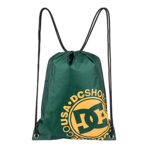 DC Backpack - Cinched 2 - Hunter Green