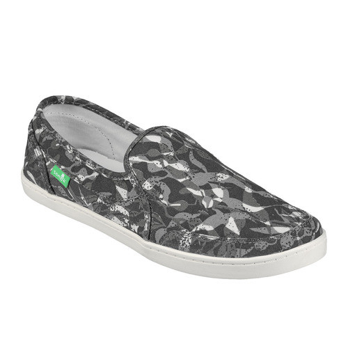 Sanuk Women's Shoes - Pair O Dice Prints - Black Multi