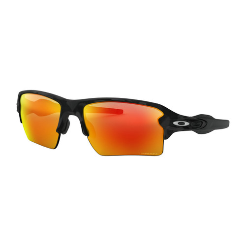 Oakley Sunglasses - Flak 2.0 XL Prizm - Black Camo/Prizm Ruby