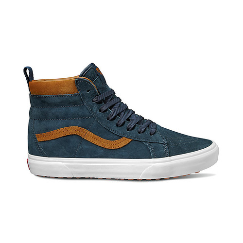 Vans Shoes - Sk8-Hi MTE - Suede/Dress Blues